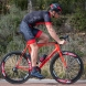 Cuissard EKOI Carbon Fiber 2 Proteam Rouge