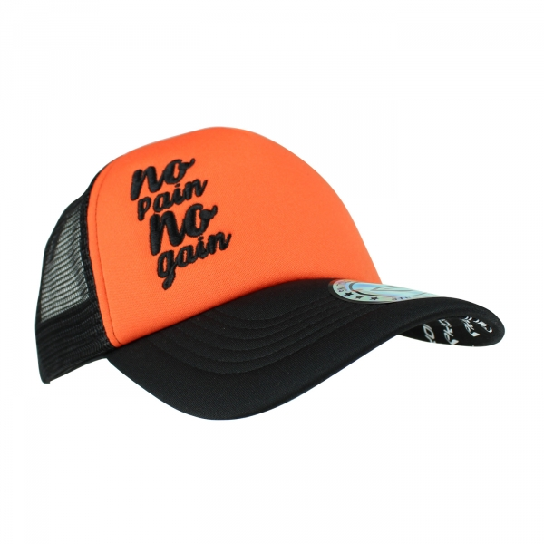 Casquette EKOI RUN No Pain No Gain