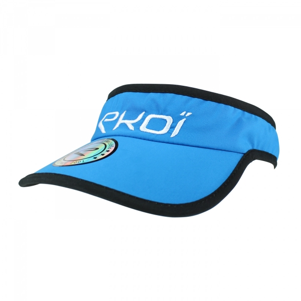 EKOI RUN Blue running visor