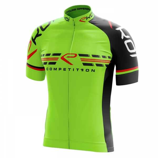 EKOI COMP11 Green and Black Jersey