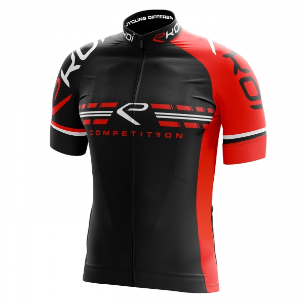 EKOI COMP11 Black and Red Jersey