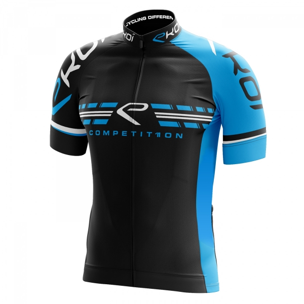 EKOI COMP11 Black and Blue Jersey