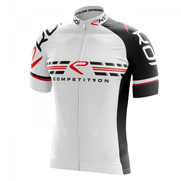 EKOI COMP11 White and Black Jersey