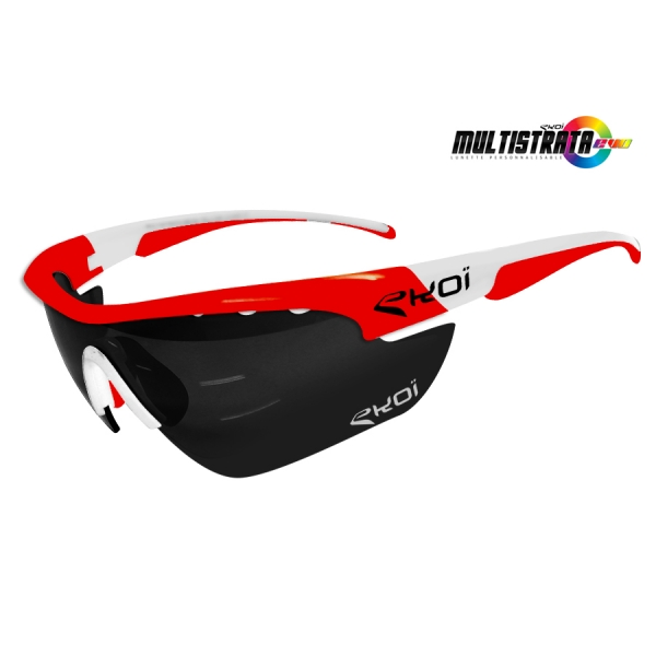 Multistrata EKOI LTD Rouge XL Revo rouge