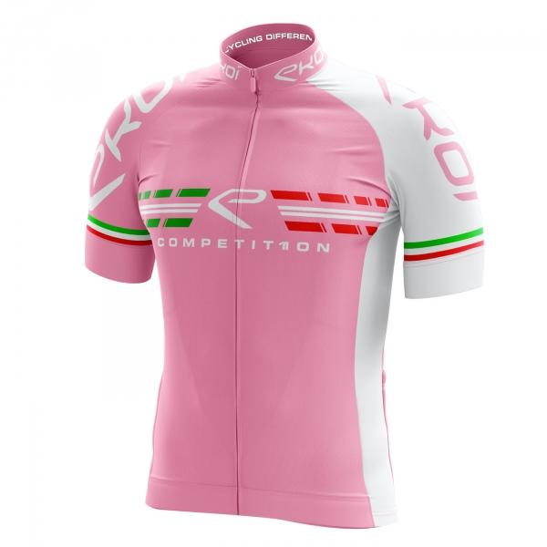 EKOI COMP11 Italia Rosa short sleeve Jersey