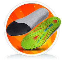 Get a FREE pair of HEAT-MOLDED custom fit shoe insoles with the purchase of any pair of EKOI cycling shoes